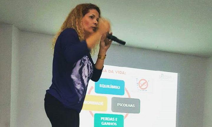 Patrícia Pedrozo possui a Certificação Professional Executive Coach