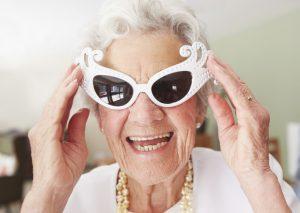felicidade não tem idade