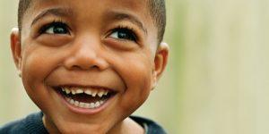 Felicidade criança
